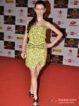 Claudia Ciesla walk the Red Carpet of Big Star Awards Pic 2