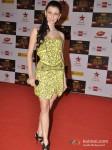 Claudia Ciesla walk the Red Carpet of Big Star Awards Pic 1