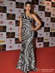 Deepika Padukone walk the Red Carpet of Big Star Awards Pic 1