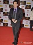 Dheeraj Kumar walk the Red Carpet of Big Star Awards