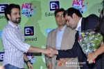 Emran Hashmi at the launch of Edenred's Ticket Restaurant Vouchers Pic 8