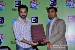 Emran Hashmi at the launch of Edenred's Ticket Restaurant Vouchers Pic 11