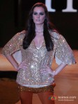 Evelyn Sharma walk for Rocky S at India Resort Fashion Week 2012 Pic 5