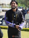 Farhan Akhtar at Aamby Valley Skydiving event Pic 2