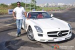 Farhan Akhtar at Star Drive grand finale Pic 10