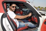 Farhan Akhtar at Star Drive grand finale Pic 8