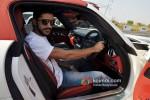 Farhan Akhtar at Star Drive grand finale Pic 7