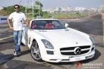 Farhan Akhtar at Star Drive grand finale Pic 11