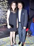 Farida Udhas And Pankaj Udhas at Raell Padamsee's Christmas bash