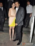 Genelia D'souza Deshmukh And Ritesh Deshmukh At Yuvraj Singh's Grand Birthday Bash Pic 2