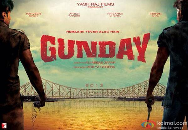 Gunday Movie Poster