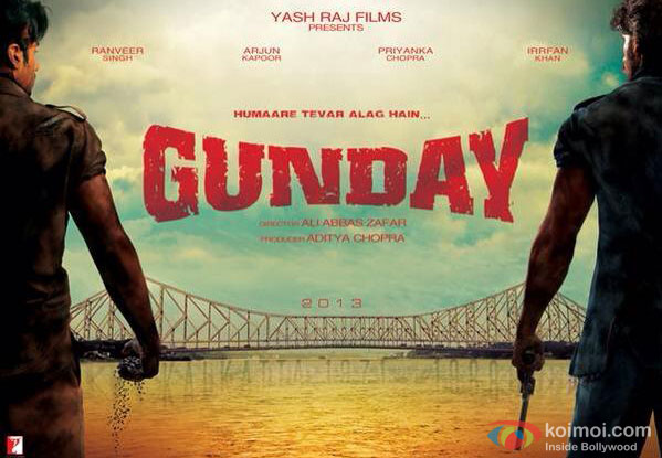 Gunday First Look
