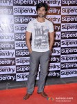Hanif Hillal at the launch of 'Superdry'