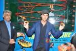 Hrithik Roshan unveils Hotwheels Vending Machine Pic 6