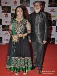 Ila Arun walk the Red Carpet of Big Star Awards
