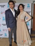 Imran Khan And Anushka Sharma on the sets of ZEE's Sa Re Ga Ma Pa Pic 1