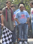 Imran Khan And Vishal Bhardwaj at Red Bull race