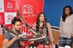 Imran Khan and Anushka Sharma promote Matru Ki Bijlee Ka Mandola at Red FM Pic 5