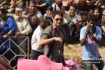 Imran Khan at Red Bull race Pic 1