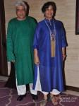 Javed Akhtar And Shabana Azmi At Talaash success bash Pic 1