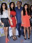 Jhanvi Kapoor, Sridevi, Boney Kapoor And Khushi Kapoor at People's Magazine Cover Launch Pic 1