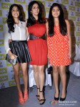 Jhanvi Kapoor, Sridevi And Khushi Kapoor at People's Magazine Cover Launch