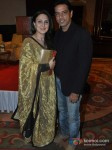 Juhi Babbar And Anoop Soni At Grace Ustad Amjad Ali Khan's Book Launch