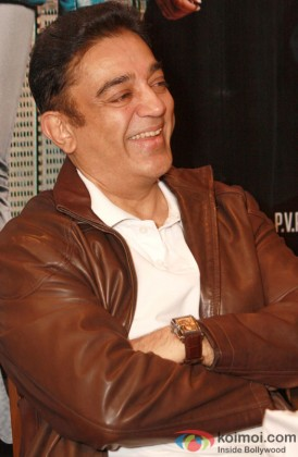 Kamal Haasan At Vishwaroopam Movie Press Conference