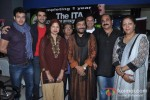 Karan Grover, Javed Khan, Roop Kumar Rathod And Ashwni Dhir At ITA Convocation Ceremony