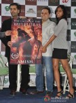 Karan Johar And Rashmi Launches Amish's 3rd Book 'The Oath of the Vayuputras'