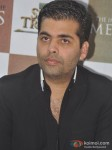 Karan Johar Launches Amish's 3rd Book 'The Oath of the Vayuputras' Pic 1