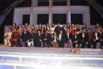 Karan Mehra, Nisha Rawal, Ankush, Smita Bansal, Deepshikha, Kaishav Arora, Jay Bhanushali, Mahi Vij, Terrence Lewis, Shilpa Shetty, Sajid Khan, Gautam Rode, Karan Wahi, Rahul Mahajan, Dimpy Mahajan, Elene Boeva, Kushal Tandon, Suhasi Goradia, Shefali Zari At Nach Baliye New Season Launch