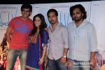 Kartik Tiwari, Nushrat Bharucha, Abhishek Pathak And Luv Ranjan At 'Akaash Vani' Movie Trailer Launch Pic 1