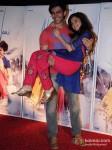 Kartik Tiwari And Nushrat Bharucha At 'Akaash Vani' Movie Trailer Launch Pic 2