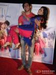 Kartik Tiwari And Nushrat Bharucha At 'Akaash Vani' Movie Trailer Launch Pic 4