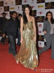 Katrina Kaif walk the Red Carpet of Big Star Awards