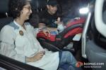 Kiran Rao And Aamir Khan At Azad Khan's 1st Birthday Pic 3