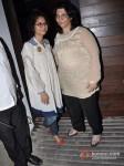 Kiran Rao And Sarika At Azad Khan's 1st Birthday