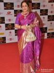 Kirron Kher walk the Red Carpet of Big Star Awards Pic 1