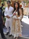 Krishika Lulla At Akshay Kumar's Sister Alka Bhatia's Wedding