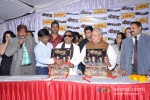 Krishna Mishra, Renu Yadav, Vikas Srivastav, Ravindra Jain, Piyush Shuhane, Kulraj Mishra At Music Launch of Film 'Beehad'