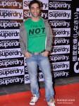 Kushal Punjabi at the launch of 'Superdry'