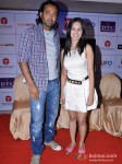Leander Paes And Puja Bose At Rajdhani Express Music Launch Pic 2