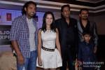 Leander Paes, Puja Bose, Rakesh Patil, Kewal Garg At Rajdhani Express Music Launch
