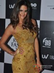 Leryn Franco walk for Rocky S at India Resort Fashion Week 2012 Pic 5