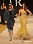Model walk for Rocky S at India Resort Fashion Week 2012 Pic 4