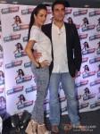 Malaika Arora Khan And Arbaaz Khan at Gillete's Shave or Crave Press Meet Pic 1