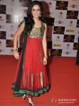 Maryam Zakaria walk the Red Carpet of Big Star Awards