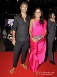 Milind Soman And Rashmi Uday Singh At The Royal Polo British Gala Event