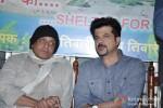 Mithun Chakraborty And Anil Kapoor At 'CINTAA' Website Launch